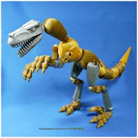 Small Tinkerplay Velociraptor 3D Printing 31332