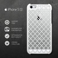 Small iPHONE 5/S CASE (2) 3D Printing 31406