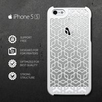 Small iPHONE 5/S CASE (3) 3D Printing 31409