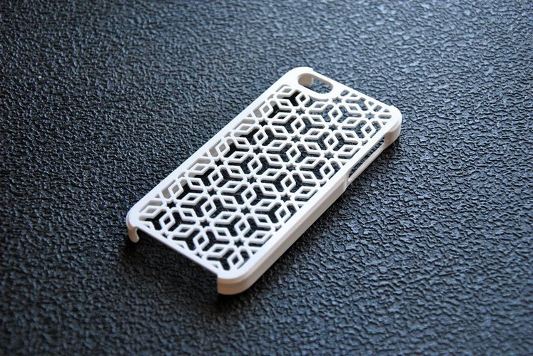 iPHONE 5/S CASE (3) 3D Print 31410