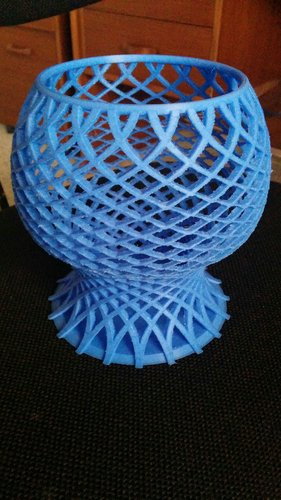 PipeVase3A 3D Print 31417