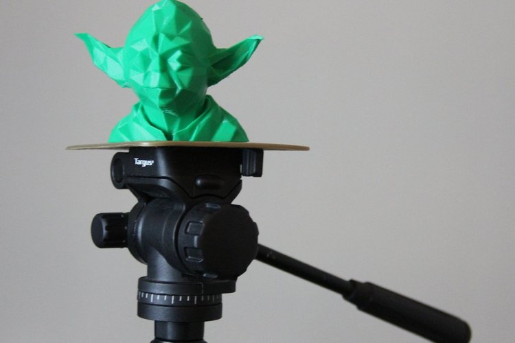 Tripod Platform Attachment 3D Print 31460