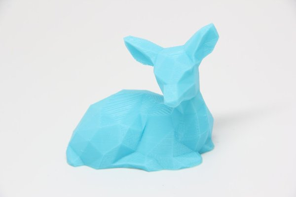 Medium Low Poly Fawn (1) 3D Printing 31493