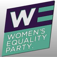 Small Women's Equality Party logo 3D Printing 31618