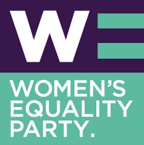 Women's Equality Party logo 3D Print 31619