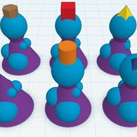 Small Ball #Chess 3D Printing 31686