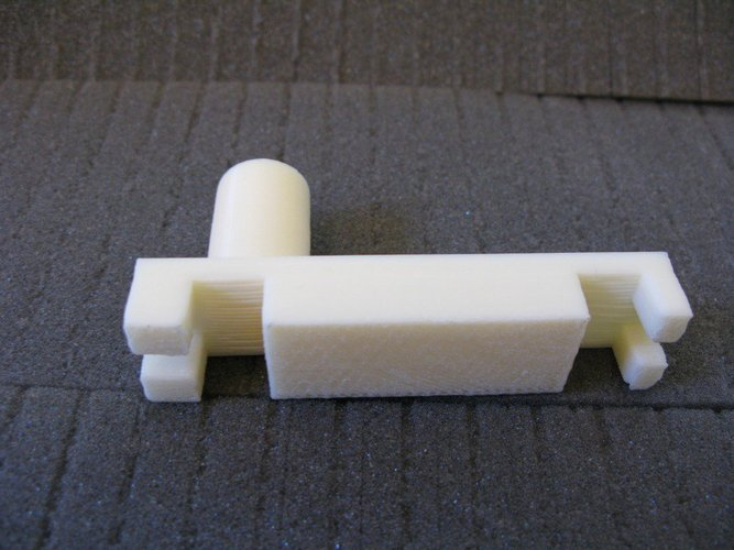 Yet Another Printable Spool - Crank 3D Print 31789