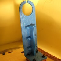 Small ToM filament guide 3D Printing 31790