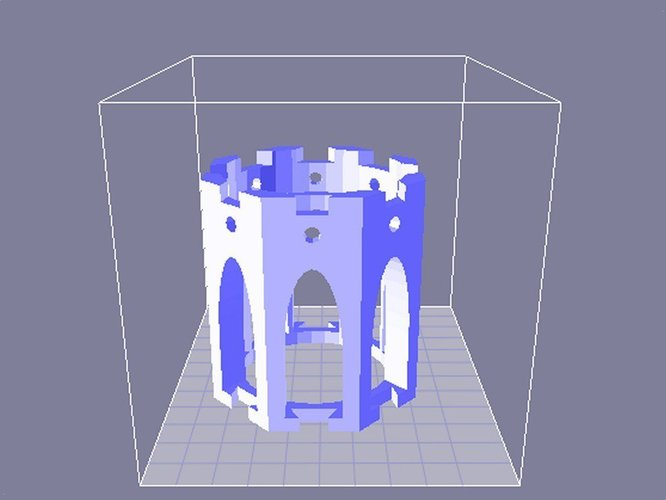 Yet Another Printable Spool 3D Print 31796