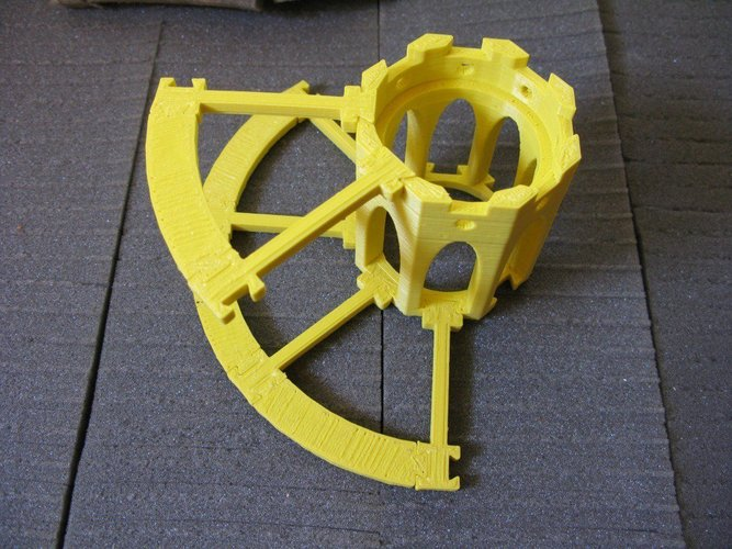 Yet Another Printable Spool 3D Print 31798