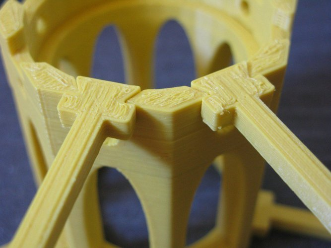 Yet Another Printable Spool 3D Print 31802