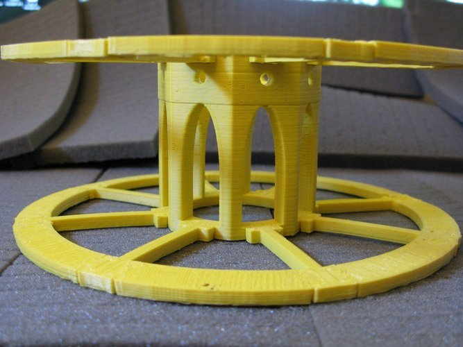 Yet Another Printable Spool 3D Print 31810