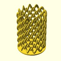 Small Spiral Cup II 3D Printing 31883