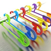 Small SafetyPin • Clothes Hanger 3D Printing 31930