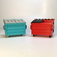 Small Dumpster 3D Printing 32025