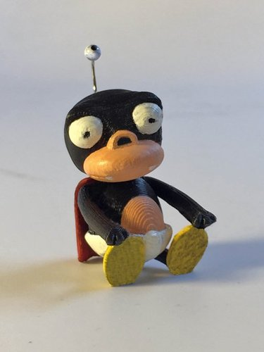 Lord Nibbler Articulated 3D Print 32029
