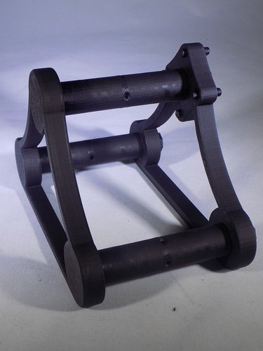 Taulman Spool Holder 3D Print 32106