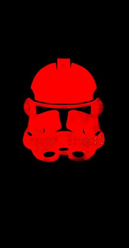 StormTrooper LED Light/Nightlight 3D Print 32158