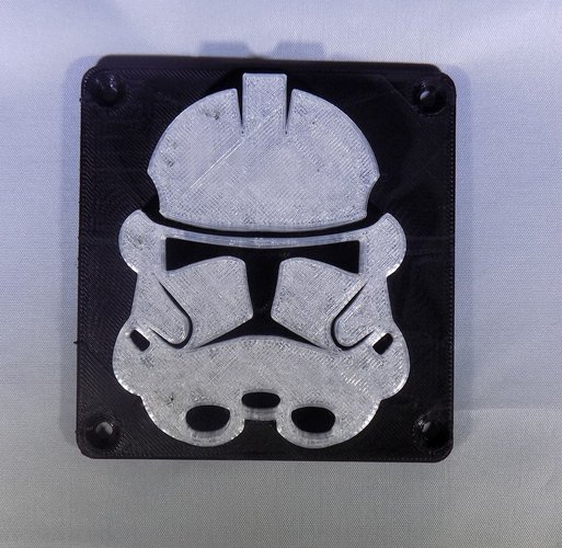 StormTrooper LED Light/Nightlight 3D Print 32163