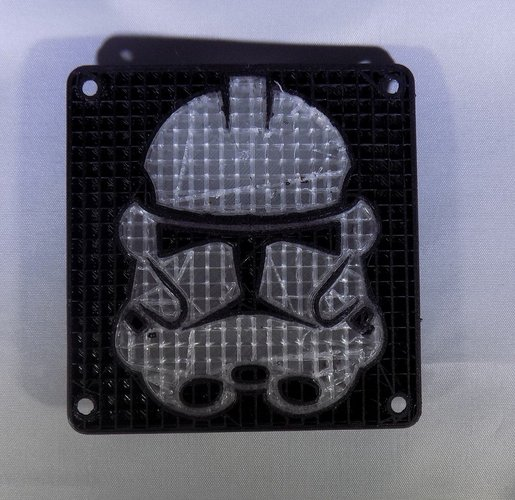 StormTrooper LED Light/Nightlight 3D Print 32164