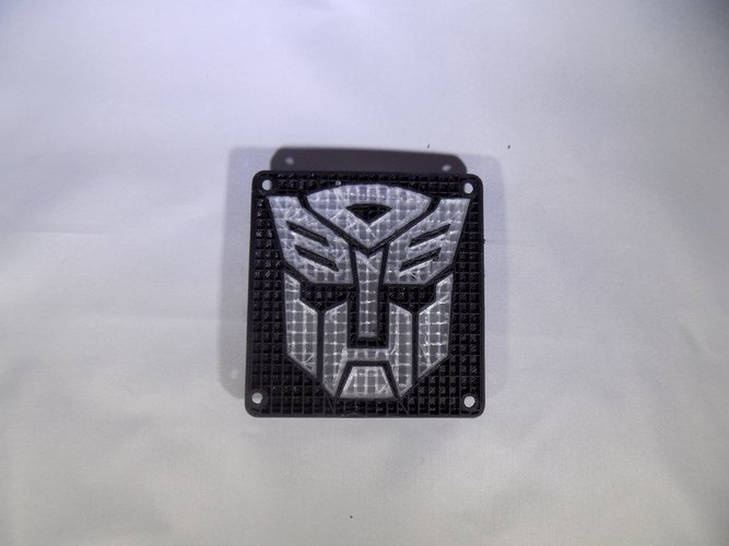 Autobot Transformers LED Nightlight/Lamp 3D Print 32218