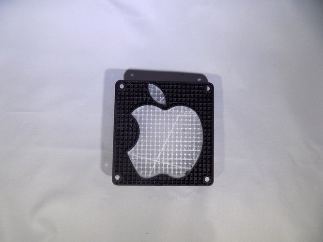 Apple Logo LED Nightlight/Lamp 3D Print 32227