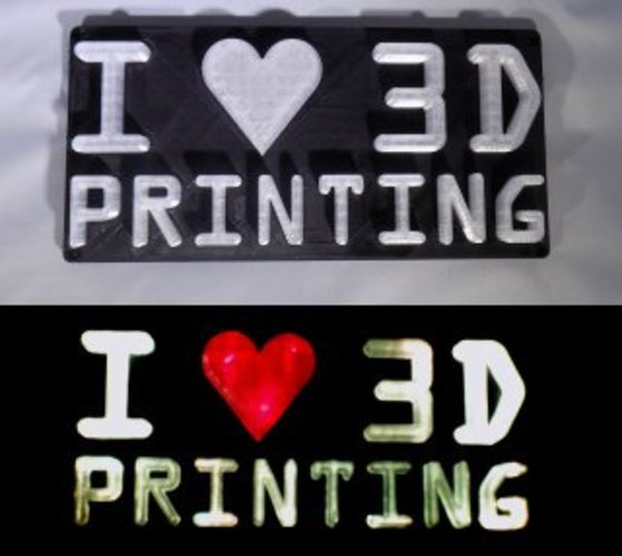 3d Printed I. 19th February Signs. Airfield Signs. February 1st Signs. February 3rd Signs. Film Signs. Exhibition Signs. Homework Signs Of Stroke. Panic Signs