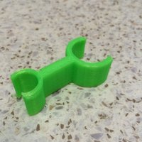 Small Walking Stick Extended Hand clip 3D Printing 32316