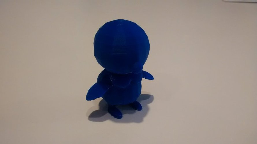 Piplup 3D Print 32349