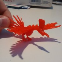 Small Ho-Oh 3D Printing 32362