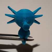 Small Horsea 3D Printing 32372