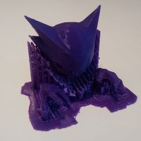 Small Haunter 3D Printing 32376