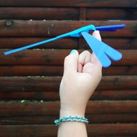 Small Magic Dragonfly 3D Printing 32482