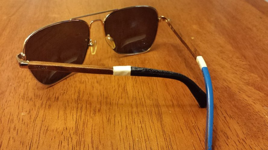 Sunglasses Repair 3D Print 32521