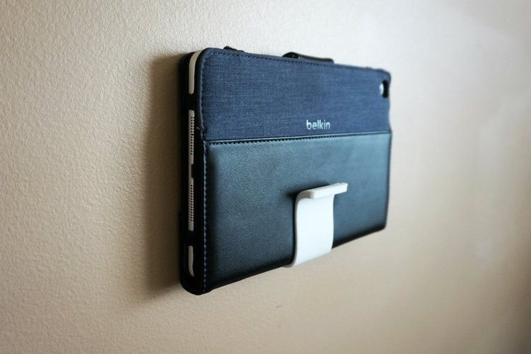 Wall mount multi purpose holder 3D Print 32639