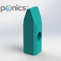Small Hammer - 3Dponics Gardening Tools (1) 3D Printing 32760