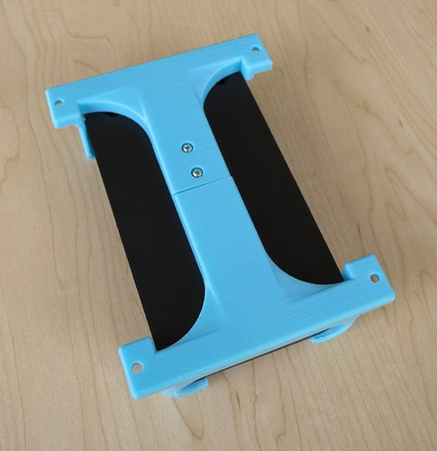 Mounting Bracket for Plugable Powerstrip 3D Print 32903