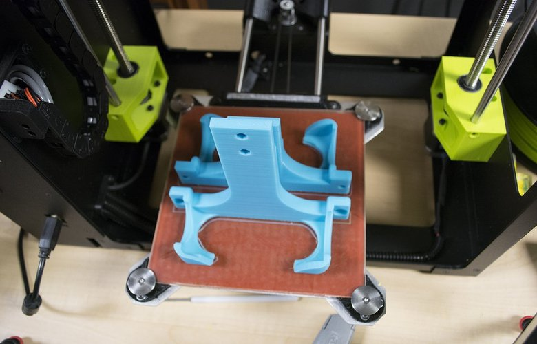 Mounting Bracket for Plugable Powerstrip 3D Print 32904