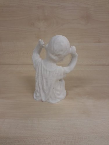 Child Figurine 3D Print 32959