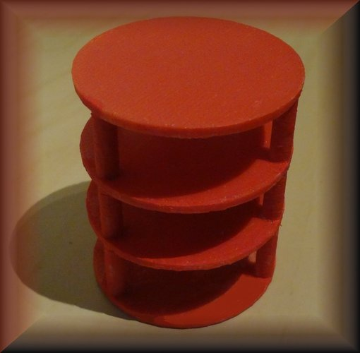 3D printed Kitchen project (1) 3D Print 32993
