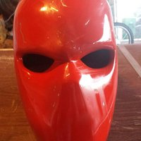 Small Red Hood (Bat Man) 3D Printing 33304