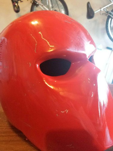 Red Hood (Bat Man) 3D Print 33306
