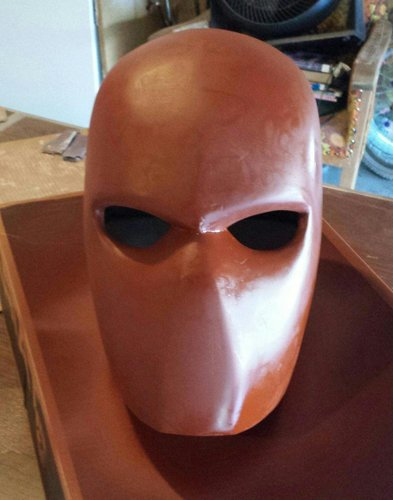 Red Hood (Bat Man) 3D Print 33307