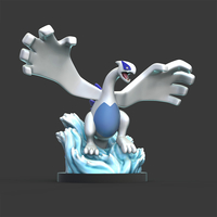 Small Lugia Pokemon 3D Printing 335931