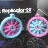 Small Casing Propeller 3D Printing 33644