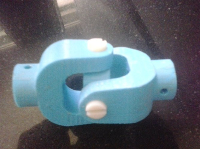 universal joint (1) 3D Print 33660