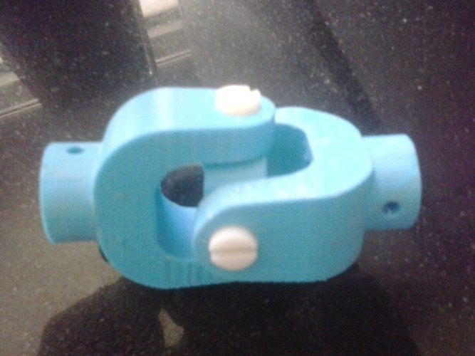 universal joint (1) 3D Print 33661
