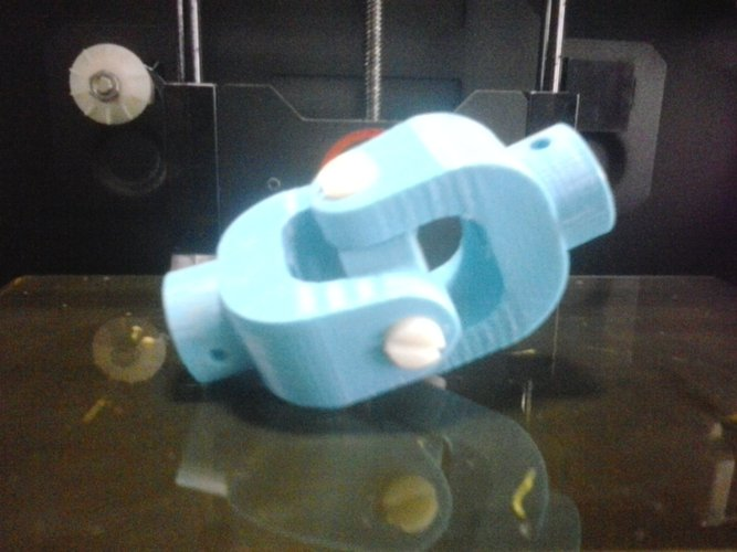 universal joint (1) 3D Print 33662