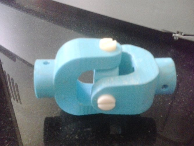 universal joint (1) 3D Print 33665