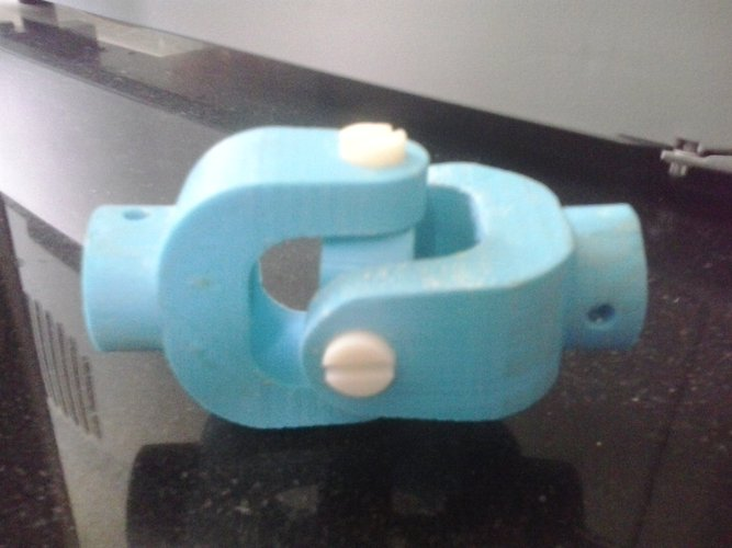 universal joint (1) 3D Print 33666